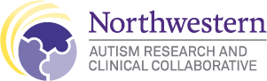 Northwestern University Autism Research and Clinical Collaborative Logo