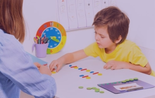 Autism intervention in young children